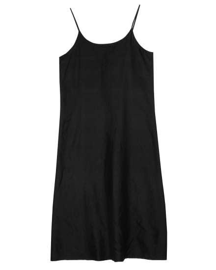 Cotton Silk Cord Dress