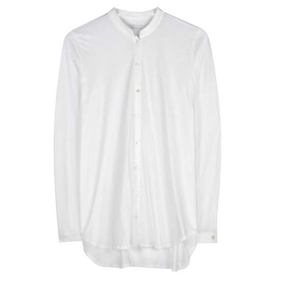 Organic Cotton Easy Jersey Blouse