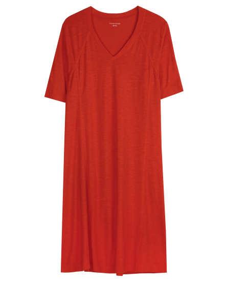 Hemp Organic Cotton Twist Dress