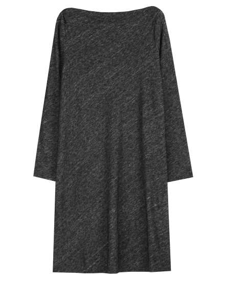 Organic Cotton & Wool Bias Twist Dress