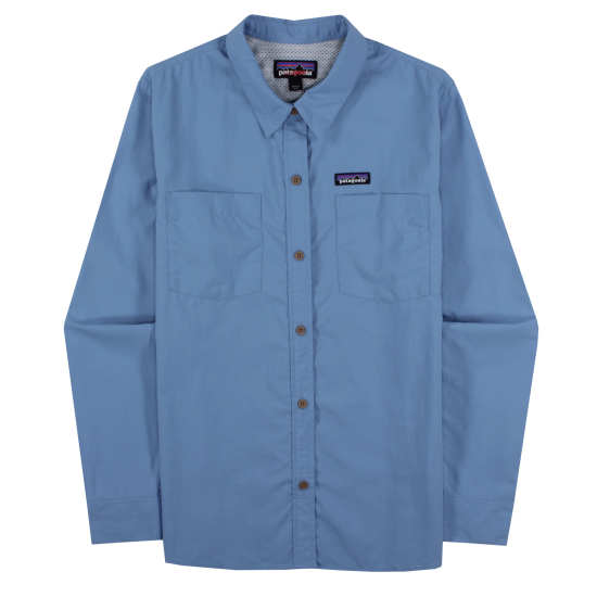 W's Long-Sleeved Anchor Bay Shirt