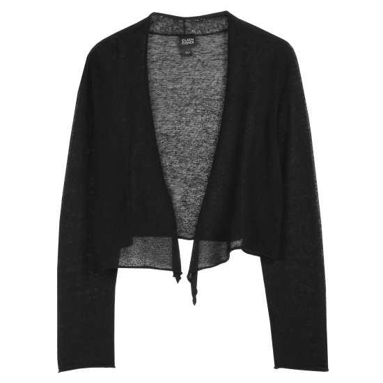 Rayon Linen Knit Cardigan