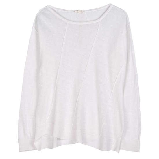 Lightweight Fine Gauge Organic Linen Tunic