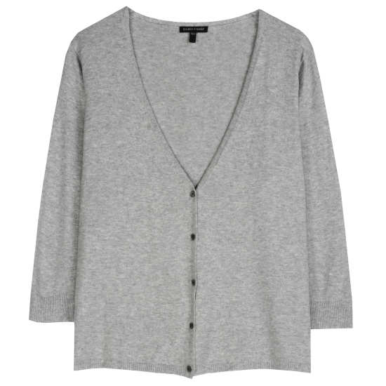 Organic Cotton & Cashmere Cardigan