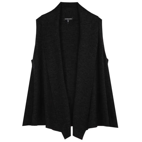 Fine Merino Vest