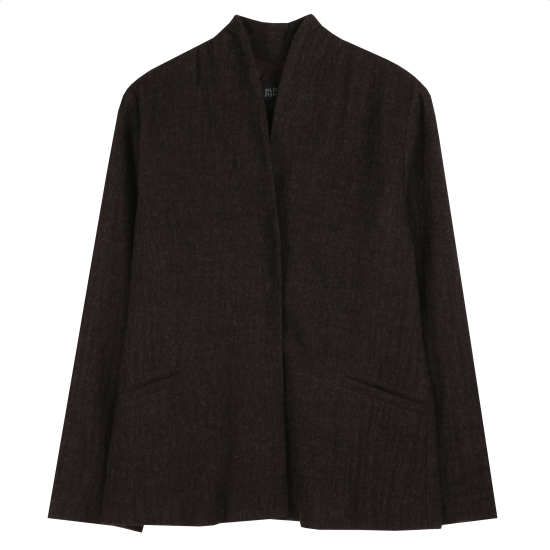 Philosophical Wool Jacket