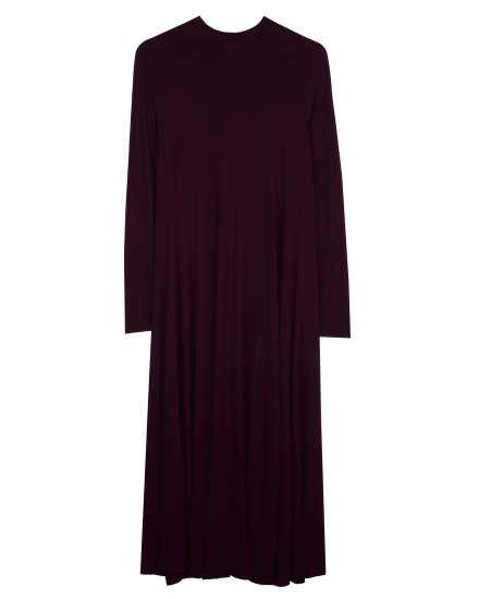 Lightweight Viscose Jersey Dress