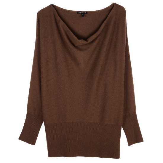 Fine Gauge Cashmere Pullover