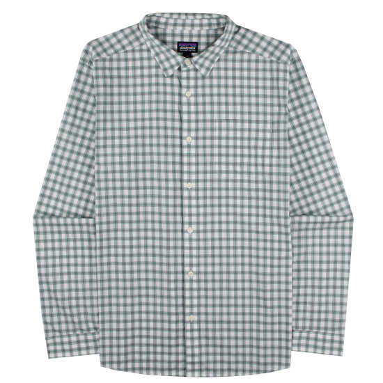 M's Long-Sleeved Fezzman Shirt - Regular Fit