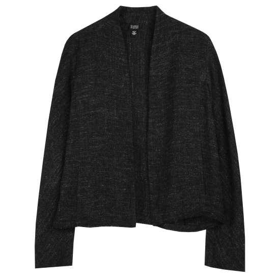 Washed Tweed Jacket