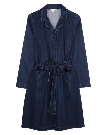 Tencel Organic Cotton Denim Dress