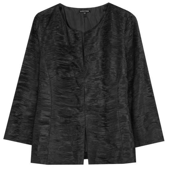Ripple Bindu Silk Jacket