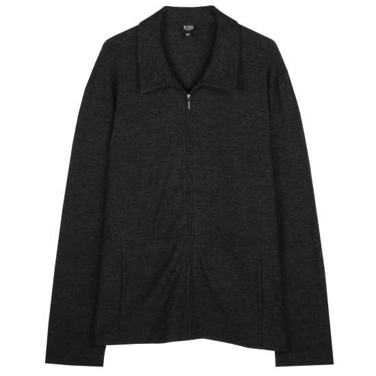 Knitted Wool Jacket