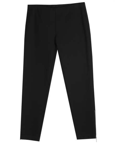 Heavyweight Rayon Knit Pant