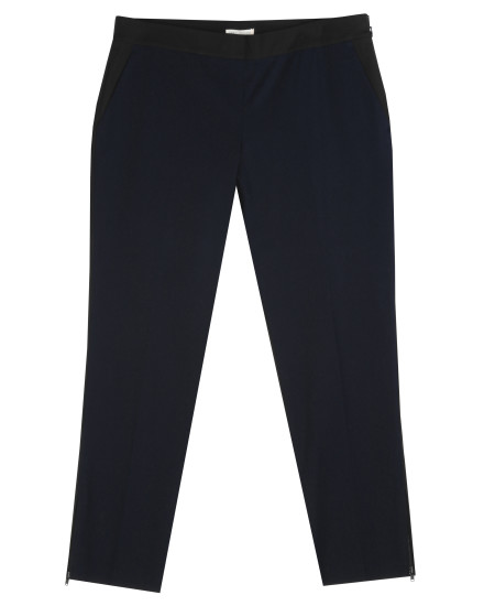 Organic Cotton Stretch Twill Pant
