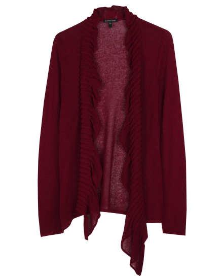 Rayon Linen Jersey Cardigan