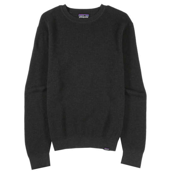 M's Long-Sleeved Yewcrag Crew
