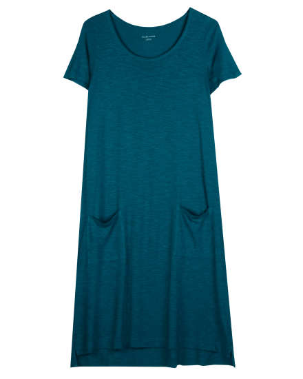 Hemp Organic Cotton Twist Dress