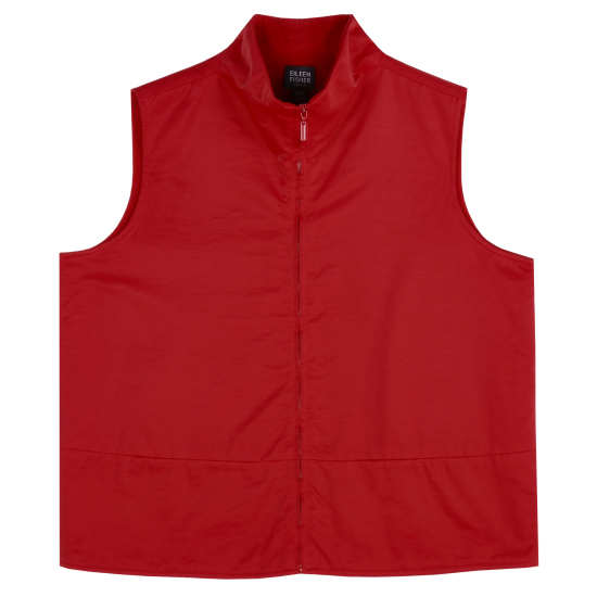 Cotton Nylon with Fleece Lining Vest