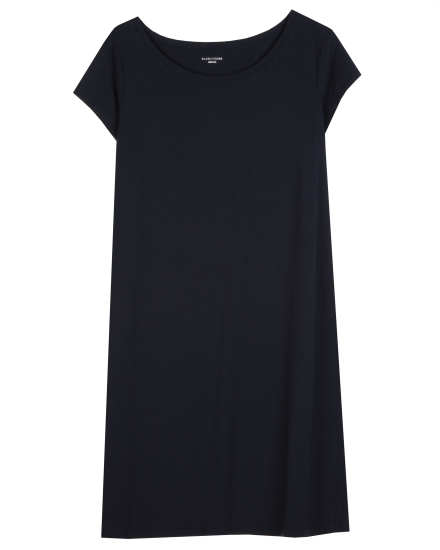 Organic Cotton Stretch Jersey Dress