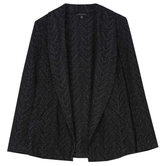 Herringbone Distorted Jacket