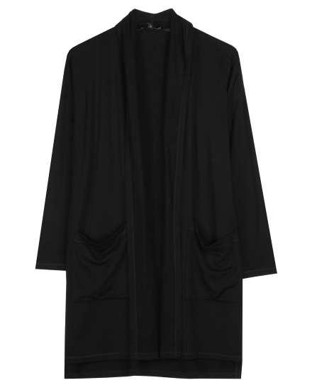 Stretch Tencel Fleece Jacket