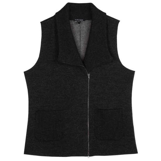 Felted Merino Doubleknit Vest