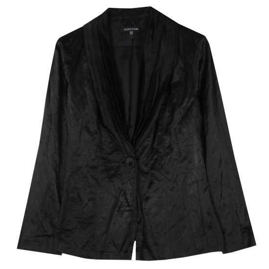 Steel Satin Jacket