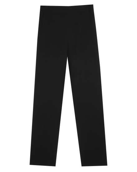 Washable Wool Crepe Pant