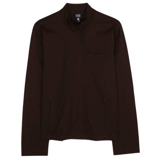 Cotton Stretch Twill Jacket