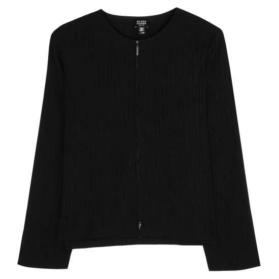 Stretch Pleat Jacket