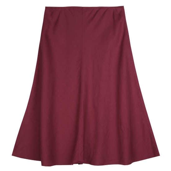 Heavy Linen Skirt