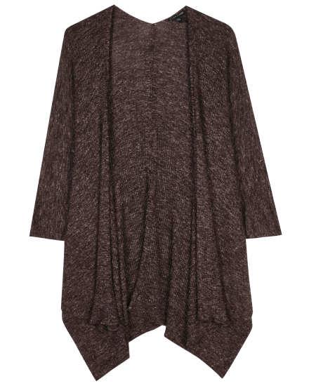 Speckle Wool Linen Cardigan