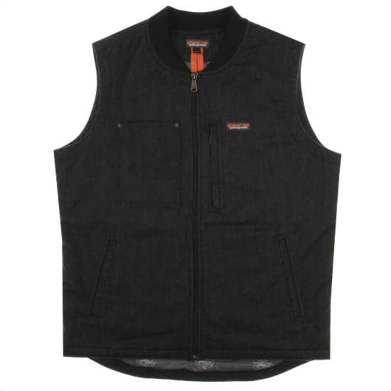 M's All Seasons Hemp Canvas Vest