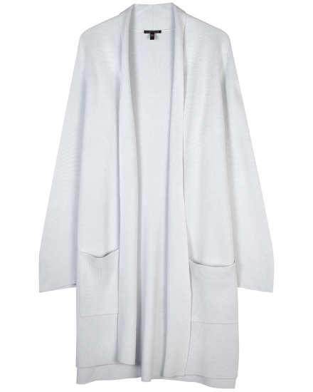 Silk Organic Cotton Interlock Jacket