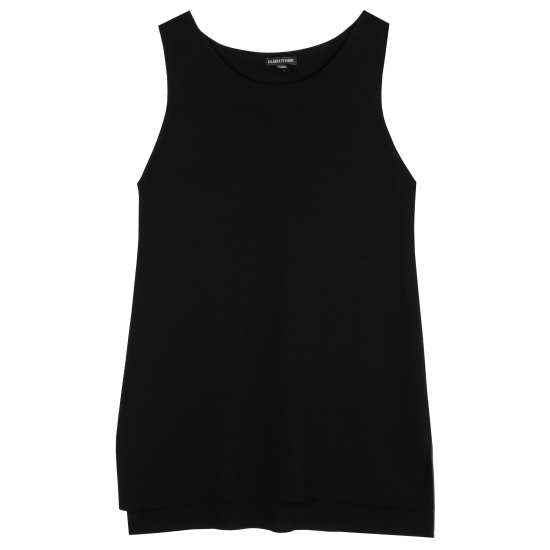 Washable Wool Crepe Tank