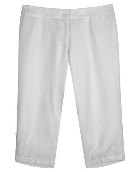 Heavy Linen Pant