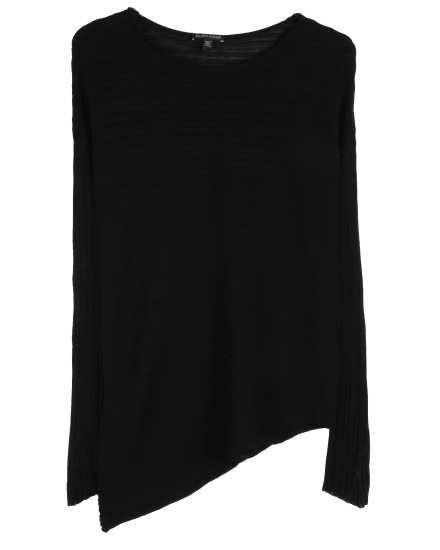 Variegated Tencel Rib Pullover