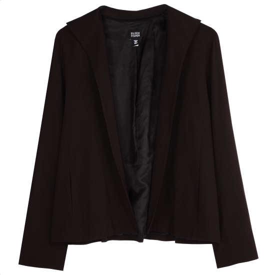 Stretch Viscose Wool Jacket
