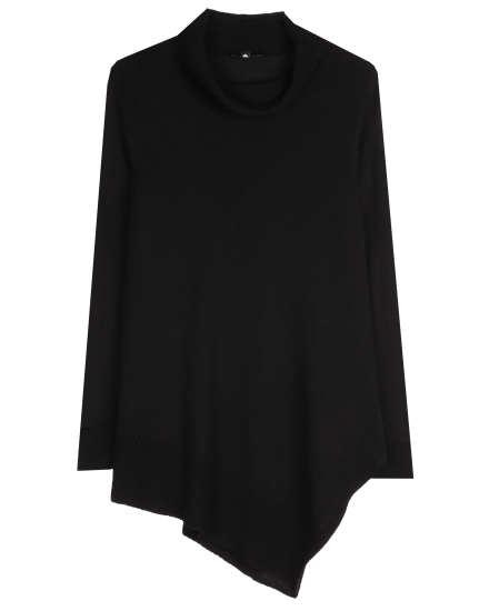 Merino Jersey Pullover