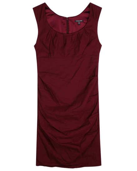 Cotton Steel Stretch Dress
