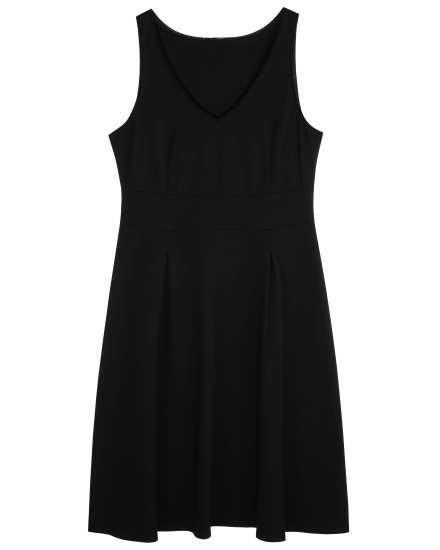 Viscose Stretch Ponte Dress