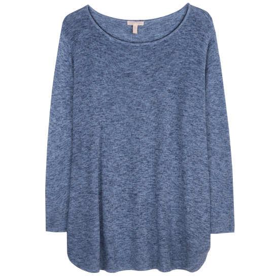Organic Cotton Medley Pullover