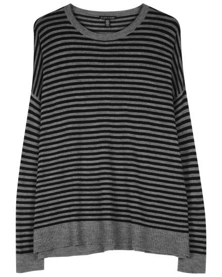 Ultrafine Merino Stripe Pullover