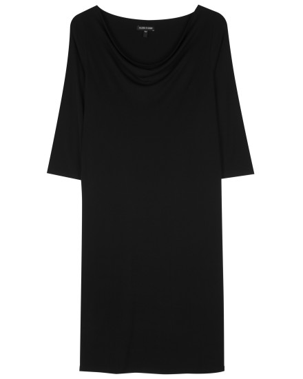 Stretch Silk Jersey Dress