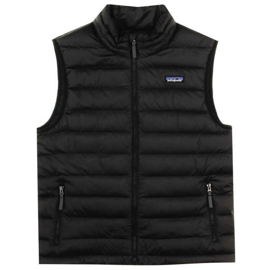 Boys' Down Sweater Vest