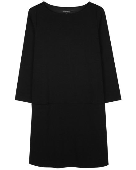 Milano Viscose Knit Dress