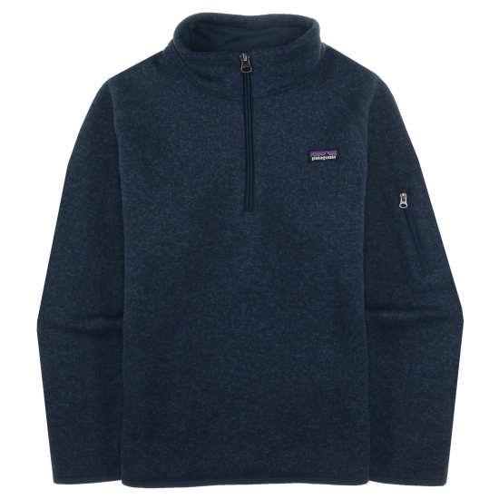 Girls' Better Sweater® 1/4-Zip