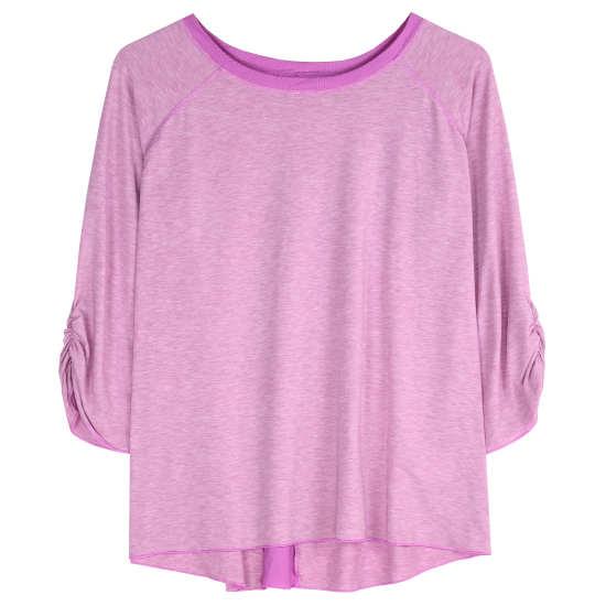 Girls' Long-Sleeved Fleury Top