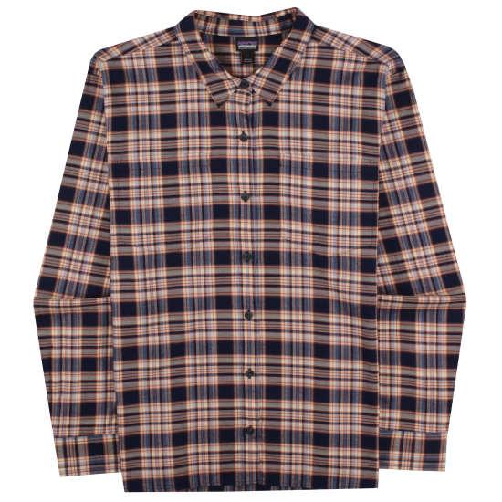 W's Long-Sleeved Catbells Shirt